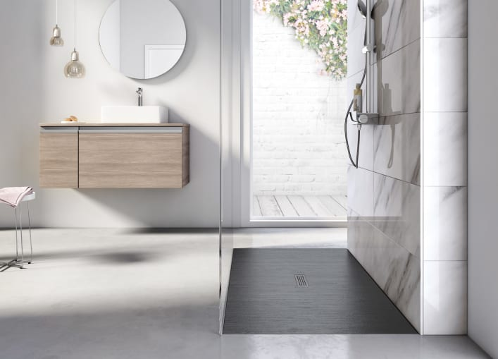 In-Floor | Platos de ducha | Soluciones ducha | Colecciones | Roca