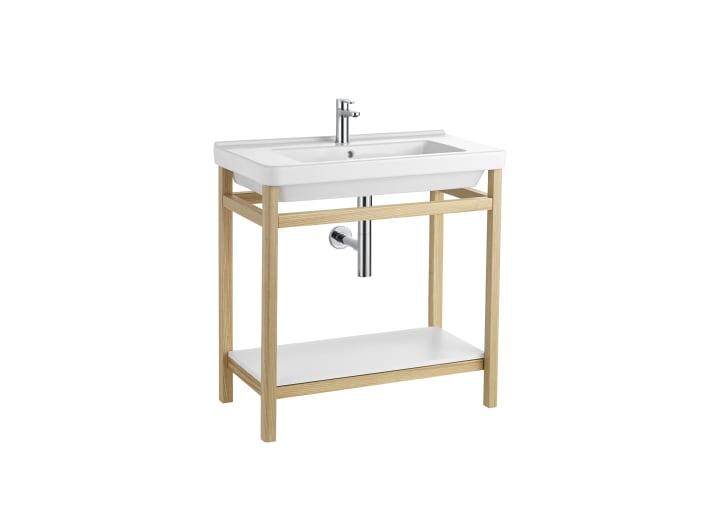 Unik (estructura base con repisa y lavabo)