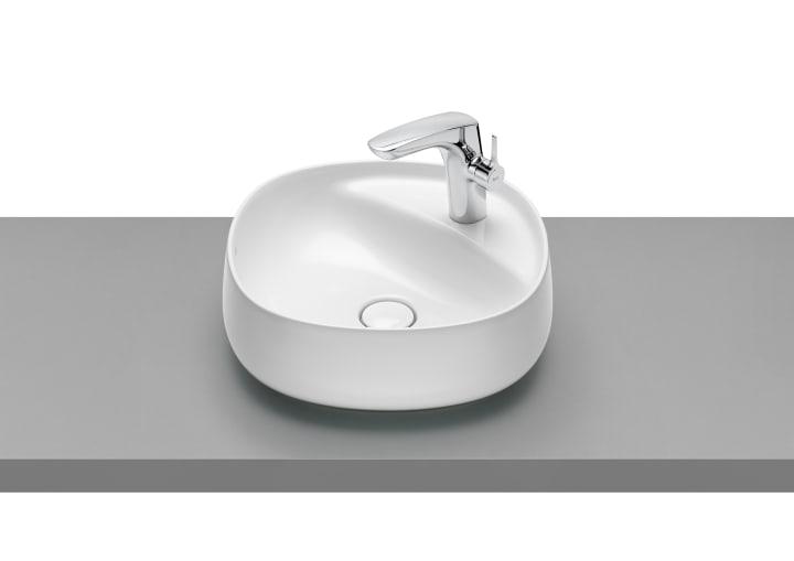 Over countertop FINECERAMIC® basin