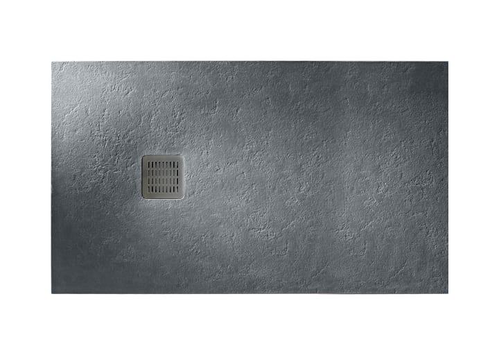 Plato de ducha extraplano de stonex platos de ducha de for Desague plato de ducha