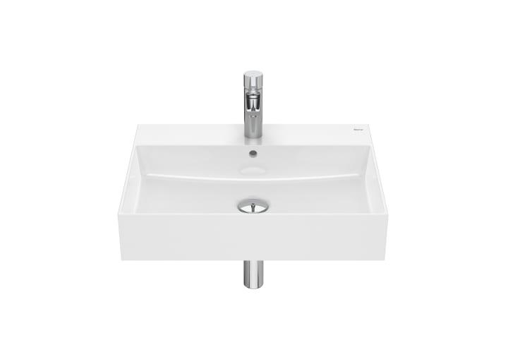 FINECERAMIC® wall-hung or vanity vitreous china basin