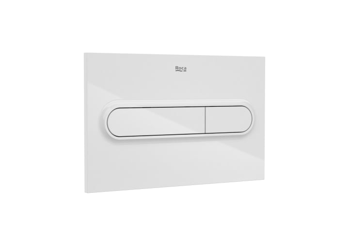 PL1 DUAL - Dual flush operating plate for concealed cistern