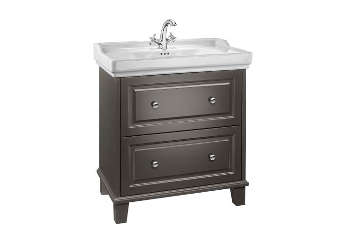 Unik (mueble base con dos cajones y lavabo)
