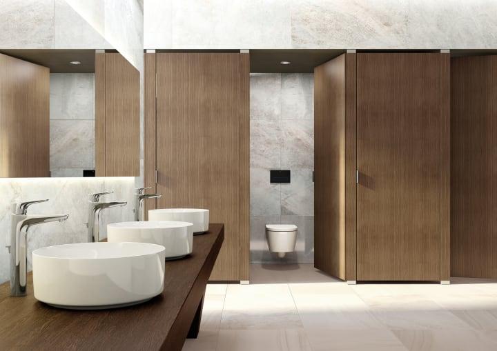 Unik mueble base y lavabo lavabos murales lavabos for Mueble inspira roca