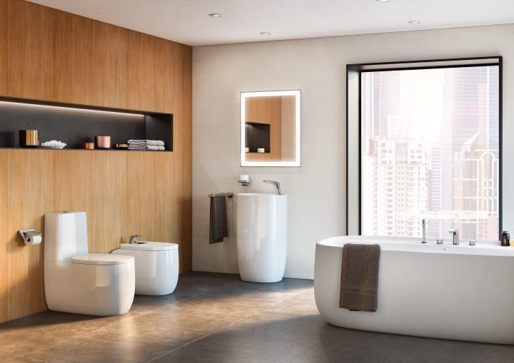 Colecciones de baño | Colecciones | Roca