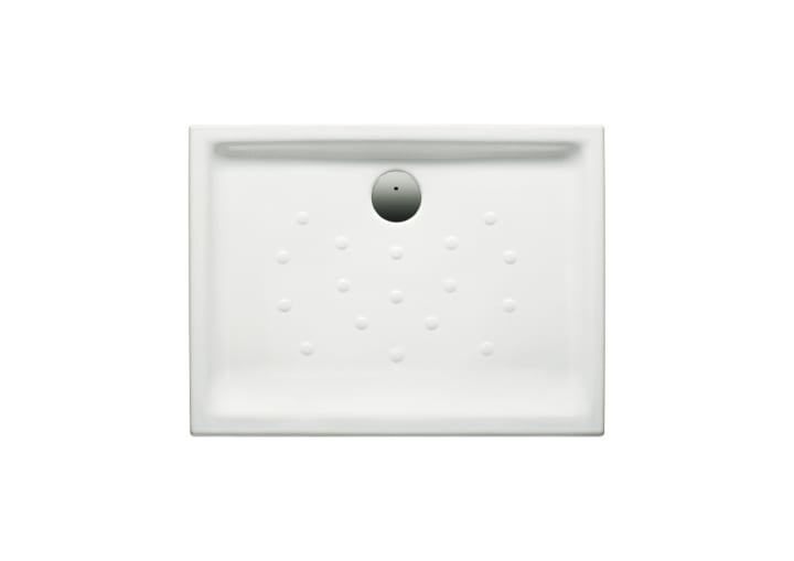 Plato de ducha de porcelana con fondo antideslizante - Plato ducha antideslizante ...