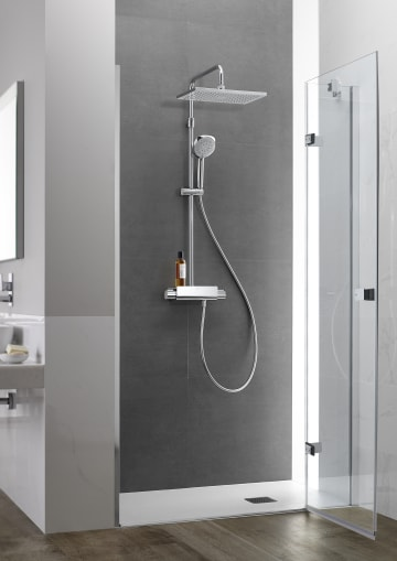 Deck duchas y columnas soluciones ducha colecciones for Ducha roca victoria t