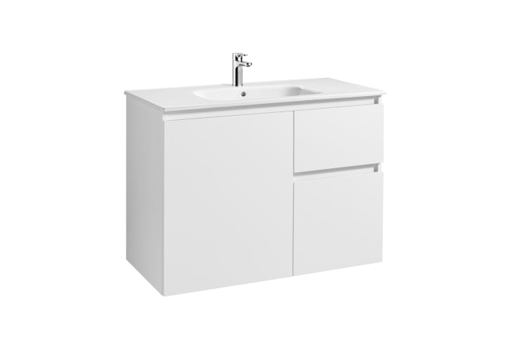 Unik (mueble base y lavabo)