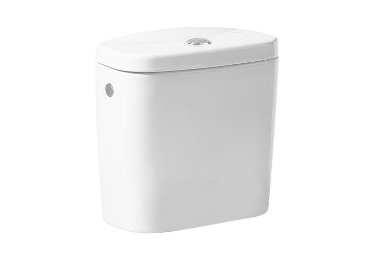 Cisterna de doble descarga 6/3L con alimentación inferior para inodoro