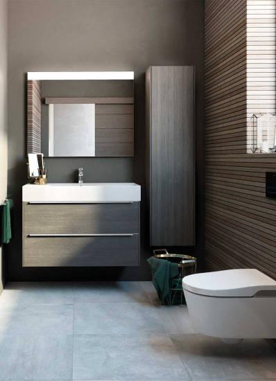 Colección de baño Inspira de Roca