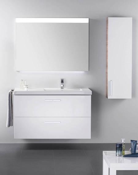 Muebles con lavabo integrado de Roca