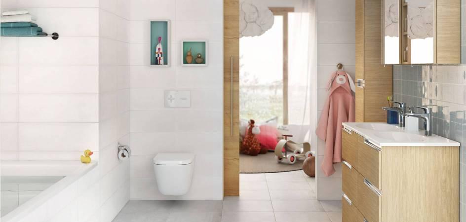 Baños para todos los públicos | Roca Life