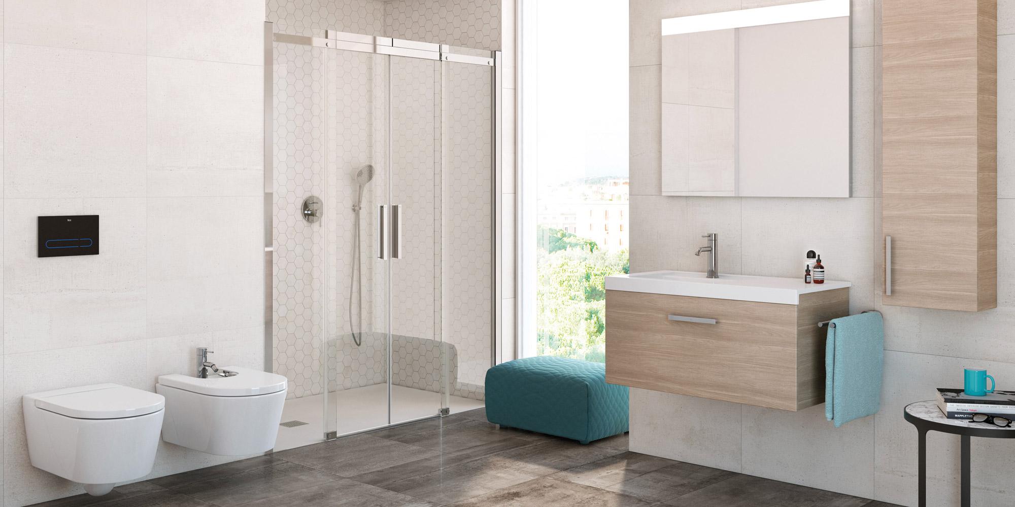 Baño grande   Ideas y consejos para baños grandes