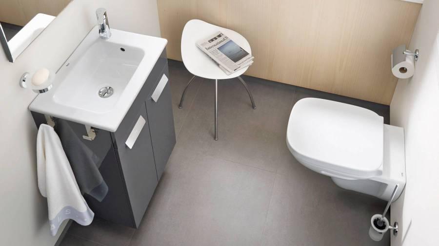 Lavabo con mueble integrado Debba de Roca