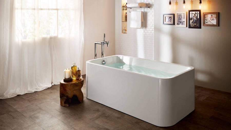 Bañera Element estilo minimal