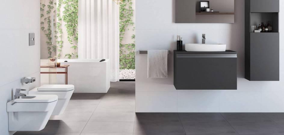 Productos Roca para reformar el baño