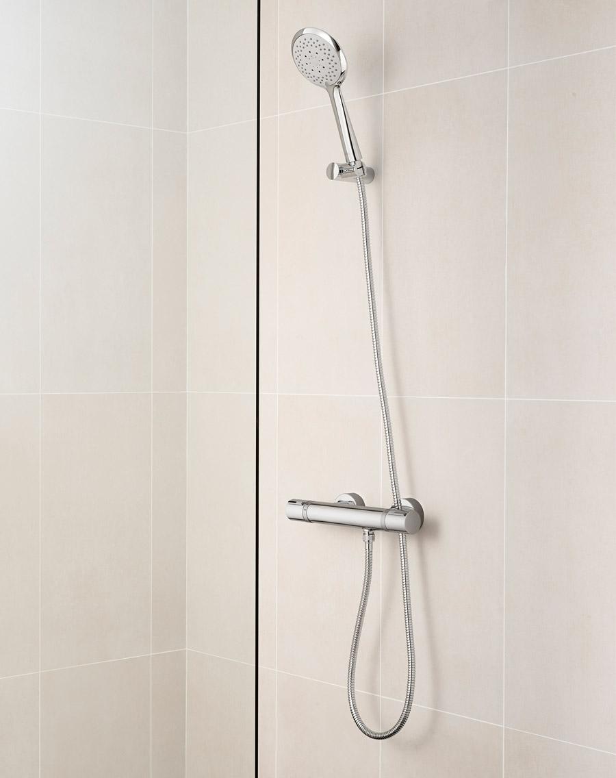 El tiempo pasa la seguridad permanece roca life - Griferias termostaticas para ducha ...
