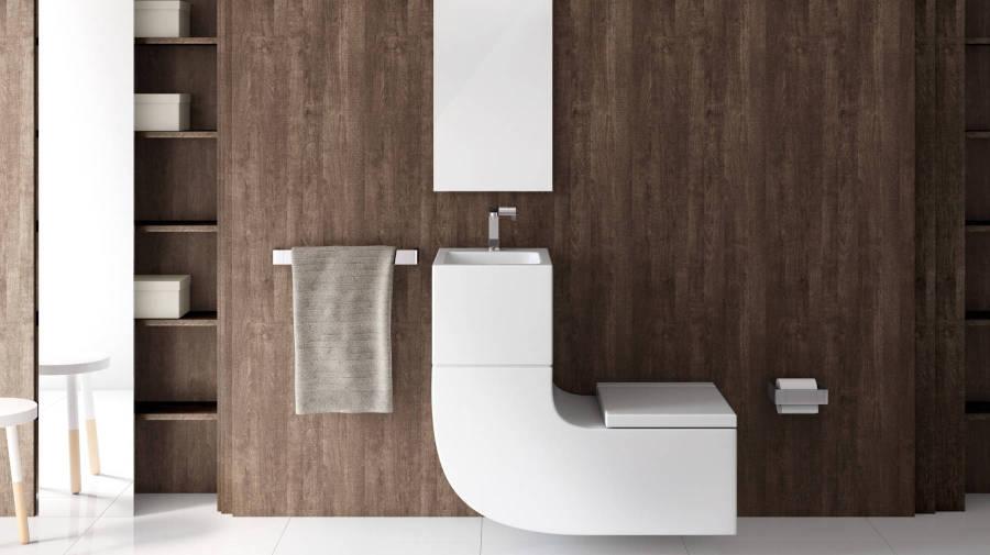 ir ms all y decantarte por la exclusiva solucin que ana lavabo e inodoro en un mismo elemento adems de ahorrar espacio en baos y aseos pequeos
