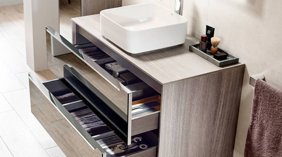 Mueble de baño Inspira de Roca