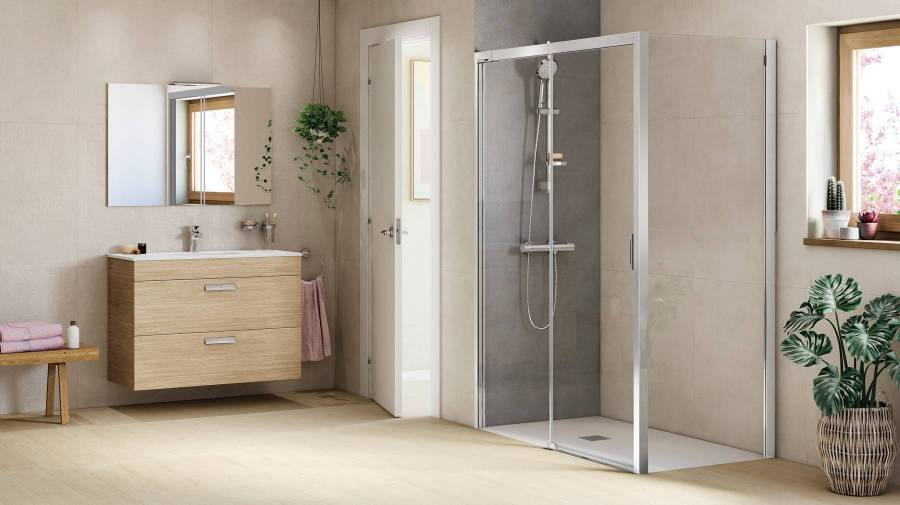 Reforma el baño con productos Roca