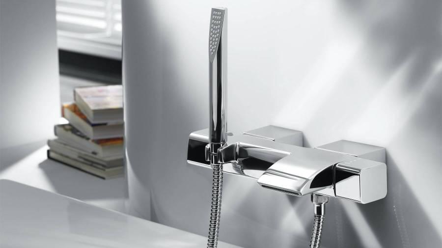 Grifería termostática Thesis de bañera