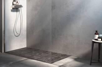 Plato de ducha Roca resistente y duradero