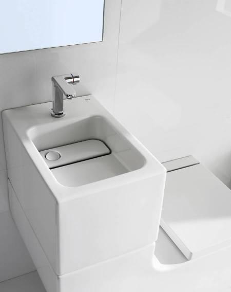 Inodoro y lavado en un único producto, W+W de Roca