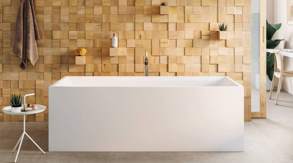 Bañera Modo de Roca