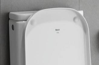 Tapa y asiento de wc Dama