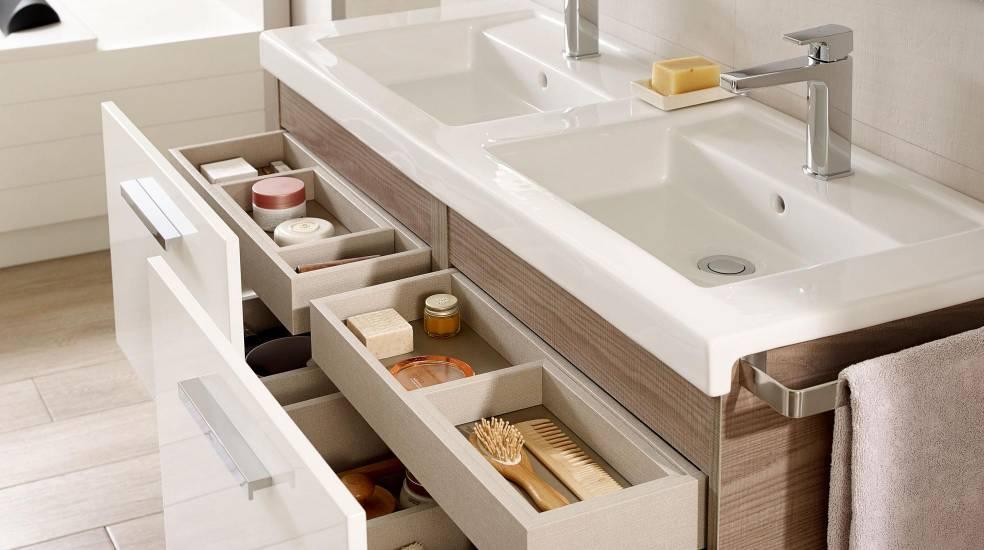 Mueble de baño Prisma de Roca