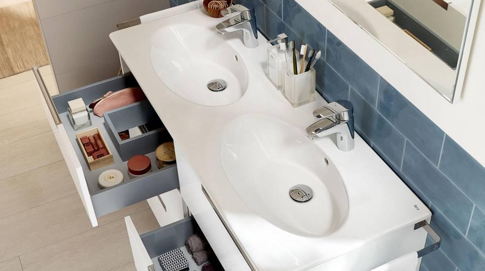 Mueble de baño Victoria-N de Roca