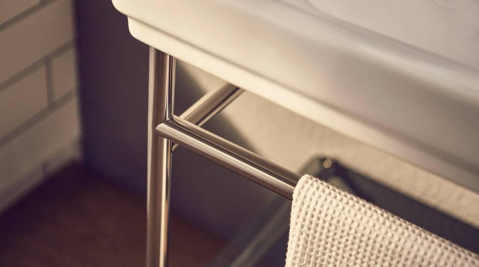 Furniture structure iron vintage_3
