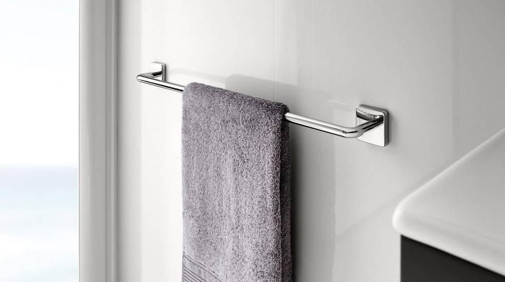Accesorios de baño sin taladro: adiós a los agujeros ...