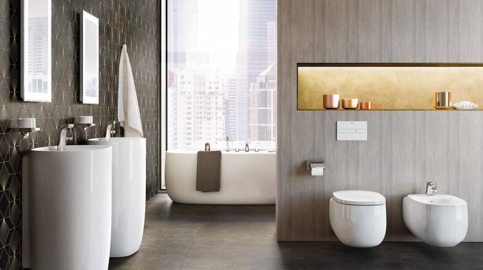 Ideas para decorar tu baño | Roca Life
