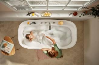 Azulejos baño geometricos