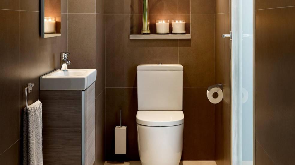 Reforma de un baño de 3 metros cuadrados │Roca Life