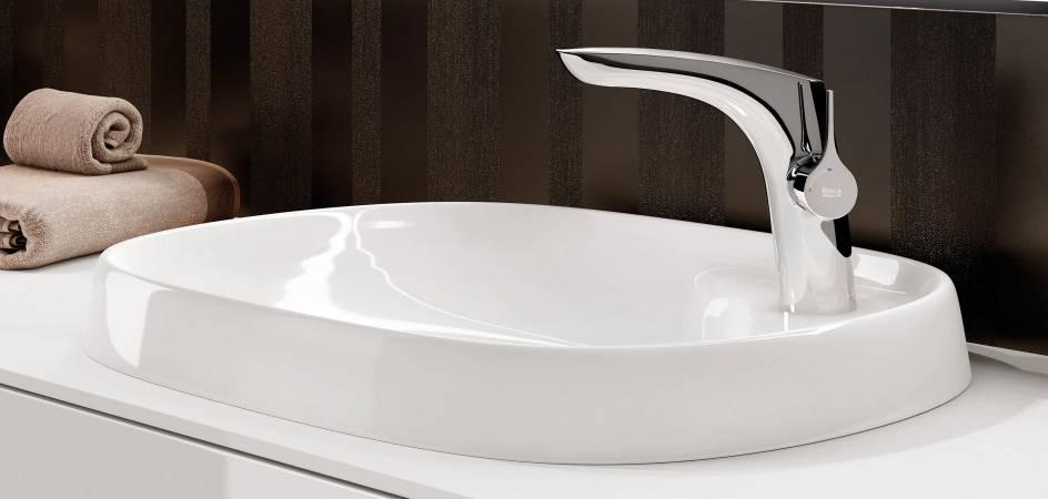 Grifos de baño: 5 prestaciones para el ahorro │ Roca Life