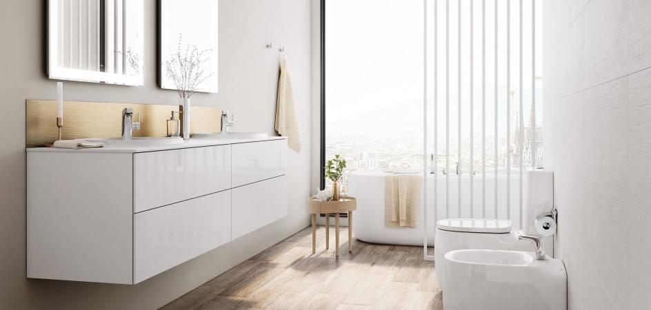 Ideas para instalar un baño en suite │Roca Life