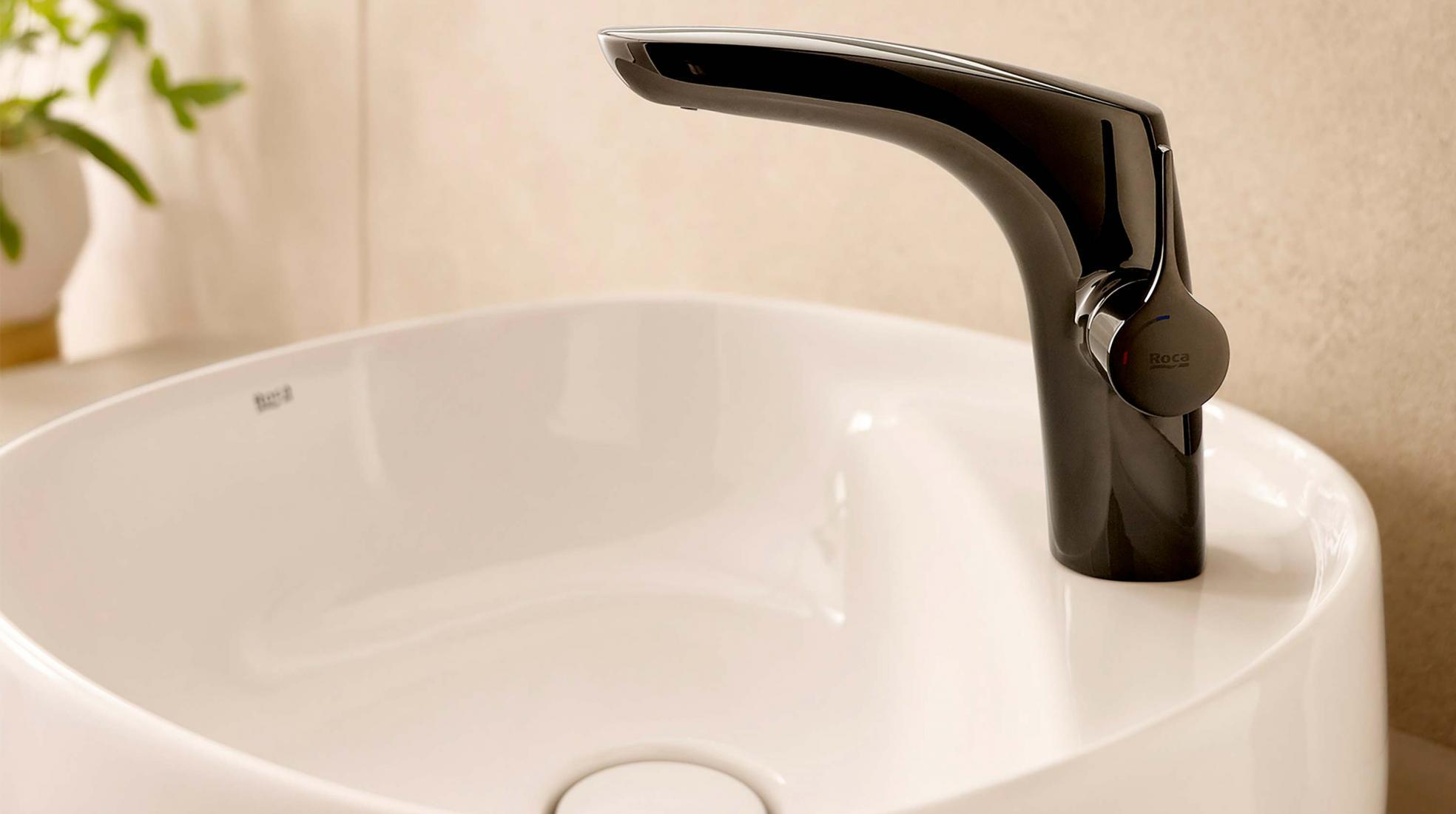 Grifos negros para lavabo o ducha: muestra tu carisma │ Roca Life