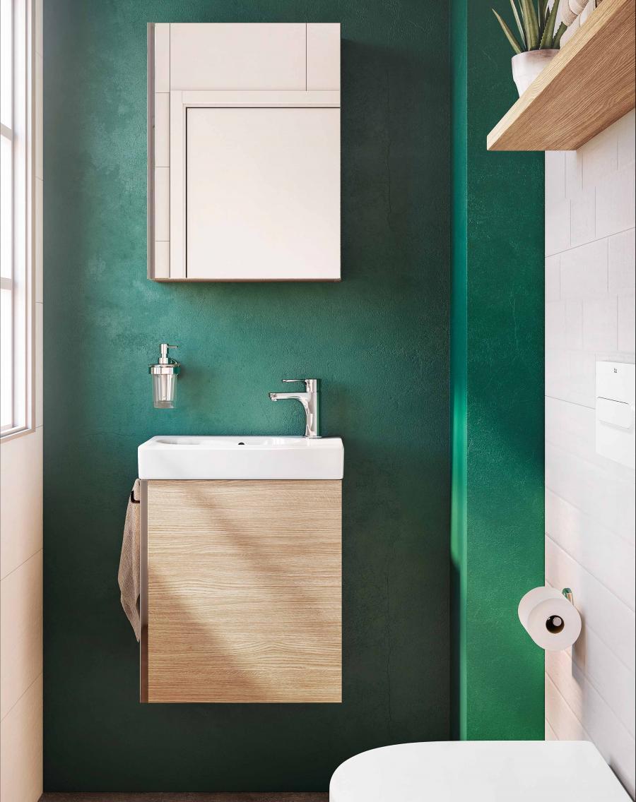 Armarios espejo para baño, un clásico que regresa│Roca Life