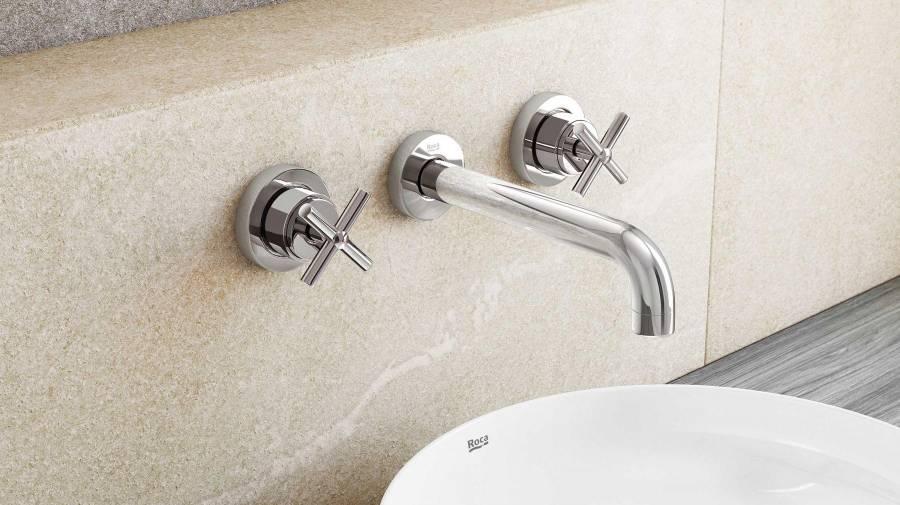 Grifos bimando, elemento esencial en el lavabo vintage ...