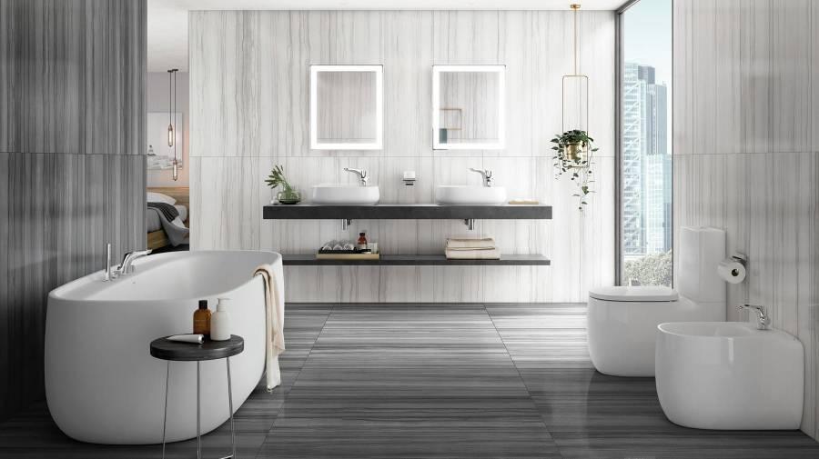 Cuartos de baño modernos, lo último en tecnología y diseño ...