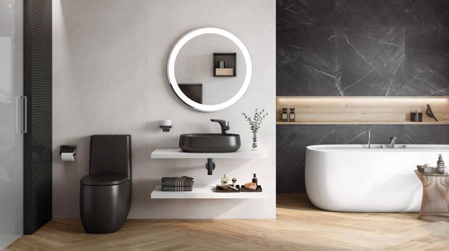 Accesorios para un cuarto de baño a todo color │ Roca Life