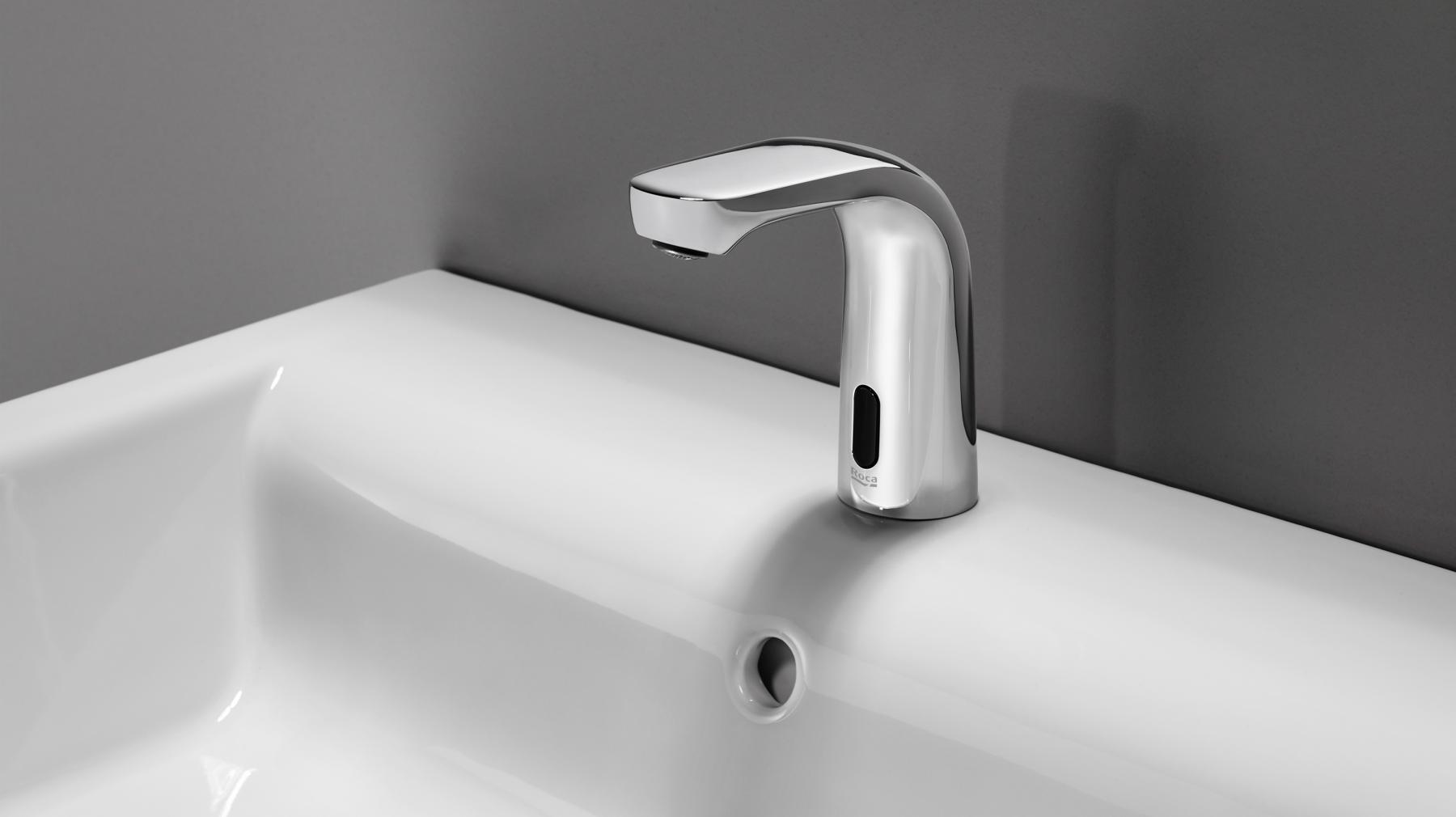 Soluciones Touchless de Roca para mayor seguridad en el baño ...