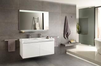 Activa sin tocar todas las funcionalidades de tu espejo de baño con sensor   Roca