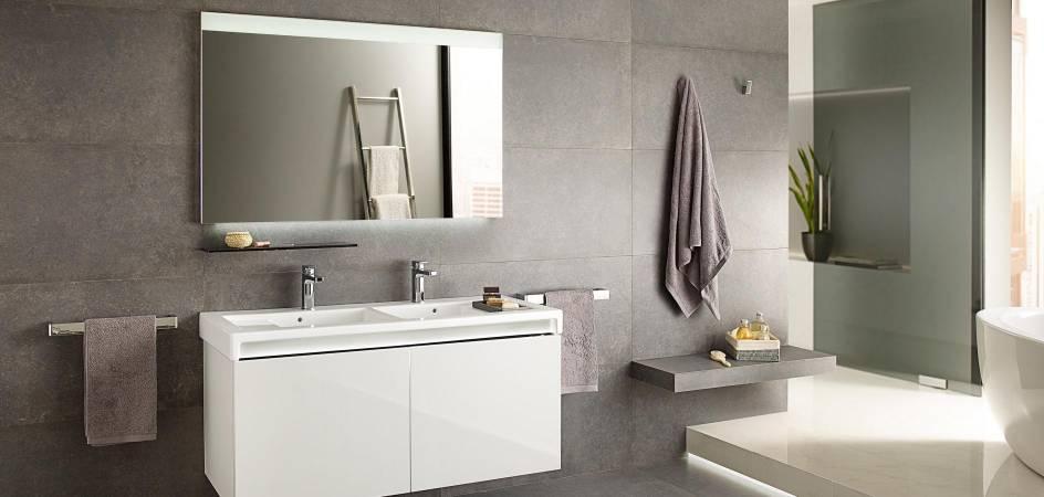 Activa sin tocar todas las funcionalidades de tu espejo de baño con sensor | Roca