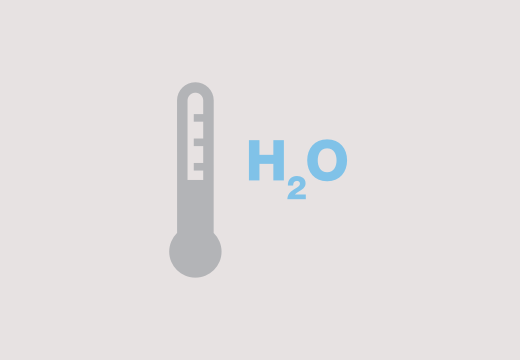 Temperatura de agua regulable